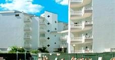 Rezidence Rubin s bazénem AL– Lignano Riviera