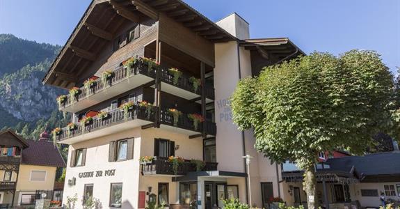 Hotel zur Post - Döbriach u Millstättersee léto