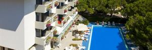 Hotel Metropol s bazénem PIG- Caorle ***