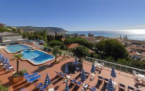 Rezidence Sant´Anna s bazénem MB – Pietra Ligure