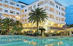 Hotel Don Juan s bazénem PIG- Giulianova