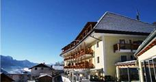 Hotel Haus an der Luck s bazénem TBO– Barbiano