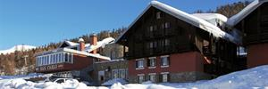 Hotel Alpen Villagge s bazénem TBO– Livigno ***