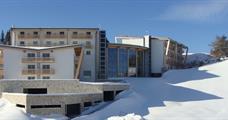 Hotel Le Blanc s bazénem PIG- Monte Bondone