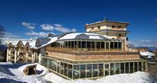 Hotel Montana s bazénem PŘ- Monte  Bondone/Vason