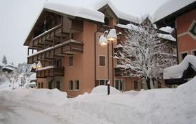 Rezidence Serrada PŘ– Serrada di Folgaria