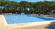 Villaggio Jesolo Mare Camping Adriatico s bazénem PIG– Lido di Jesolo