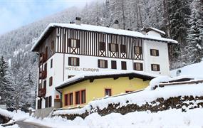 Hotel Europa PIG- Peio