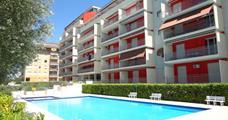 Rezidence Acapulco s bazénem – Porto Santa Margherita