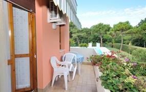 Villaggio White Star s bazénem AG– Bibione Spiaggia