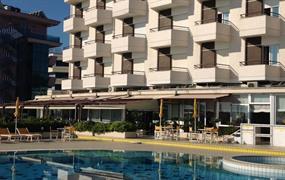 Hotel David s bazénem TBO – Cesenatico