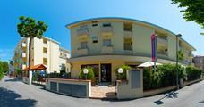 Hotel Vannucci s bazénem PIG– Rimini