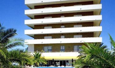 Hotel Cormoran s bazénem PR -  Cattolica