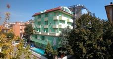 Rezidence Eurogarden s bazénem DA– Rimini Marina Centro
