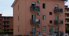 Rezidence Vianello s bazénem DA– Lido di Jesolo