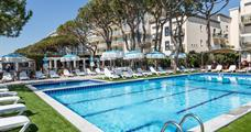 Hotel Excelsior s bazénem PIG – Lido di Jesolo