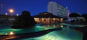 Hotel Adria s bazénem PIG– Milano Marittima
