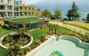 Hotel Alexander s bazénem PIG– Limone sul Garda