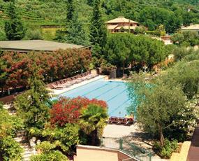 Sport hotel Olimpo s bazénem CH- Garda
