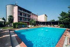 Hotel Maraschina s bazénem PIG - Peschiera del Garda