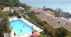 Rezidence Hotel La Rotonda s bazénem PIG- Gardola di Tignale  / Lago di Garda