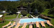 Gasthof Limberghof s bazénem – Zell am See léto