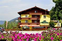 Hotel Beretta s bazénem – Achenkirch am Achensee léto, karta