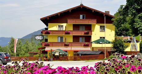 Hotel Beretta *** Achenkirch am Achensee/Achensee Card/Bazén