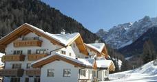 Hotel Somont s bazénem PIG– Selva di Val Gardena