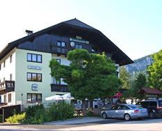 Penzion Bergblick – Bad Goisern léto, karta ***