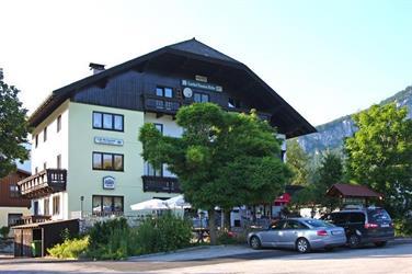 Penzion Bergblick – Bad Goisern léto, karta