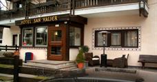 Hotel San Valier s bazénem SO– Cavalese