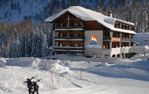 Hotel Berghof*** Hermagor