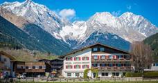 Hotel Antholzerhof s bazénem PIG - Anterselva di Mezzo