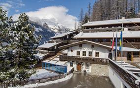 Hotel Goldried s bazénem – Matrei