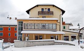 Hotel Al Cervo s bazénem PIG- Lavarone