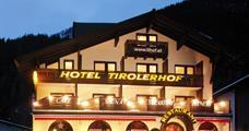 Hotel Tirolerhof *** St. Anton am Arlberg