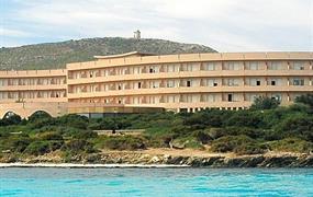 Club Esse hotel Roccaruja DI- Stintino