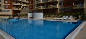 Rezidence Gardenia s bazénem DI– Alghero
