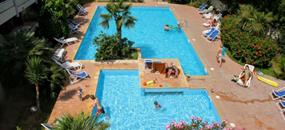 Rezidence Buganvillea s bazénem DI– Alghero