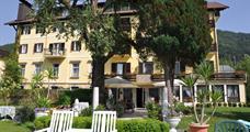Strandhotel Prinz - Ossiach am See léto