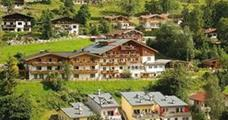 Garten Hotel Daxer s bazénem – Zell am See léto, karta