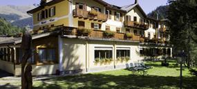 Hotel Vioz PŘ - Pejo Fonti