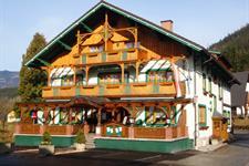 Hotel Ausseerland - Bad Mitterndorf léto