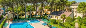 Hotel Marina s bazénem PIG - Caorle ****