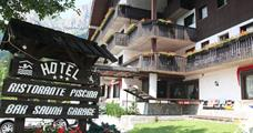 Hotel Nigritella*** s bazénem -  Santa Fosca – Selva di Cadore / Civetta