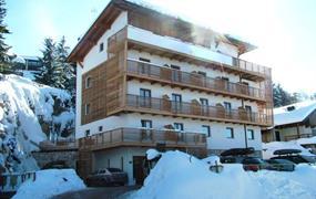Hotel Chalet Caminetto PIG s bazénem – Monte Bondone