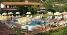 Rezidence Heaven s bazénem DI - Ricadi / Capo Vaticano
