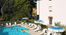 Hotel Sayonara s bazénem TBO- Zadina di Cesenatico