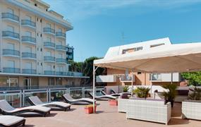 Hotel Nautilus s bazénem PR – Igea Marina